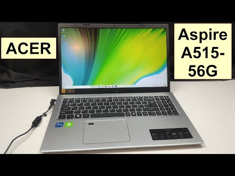 """Unboxing of ACER Aspire 5 A515-56 15.6"""" Laptop - Intel Core i5, 512 GB SSD 