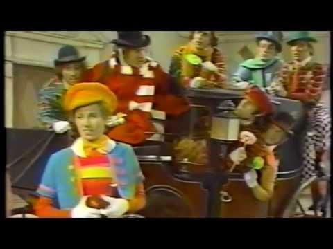 Ben's Bits - TV Movie - Pinocchio w:Sandy Duncan & Danny Kaye