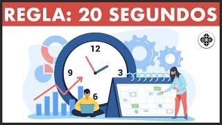 La Regla de los 20 Segundos • UTILIZA LA PROCRASTINACIÓN A TU FAVOR