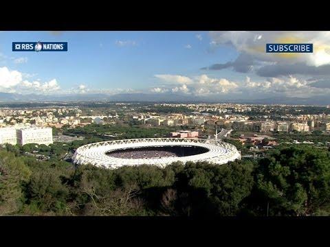 Italy v Scotland Official Extended Highlights 22 Feb 2014