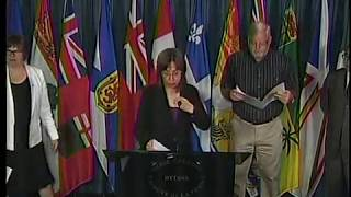 Press Conference on C-361 - 2017-06-15