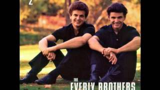 """I Wonder If I Care As Much""  The Everly Brothers"