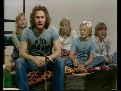 Ted Gärdestad i Kika Digga Ding 1974 mp3