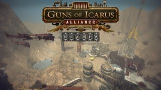 Guns Of Icarus Alliance: Comprehensive Review (Gameplay)