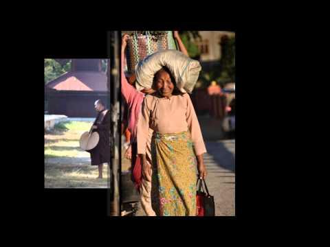 A Journey Around Myanmar(Burma).