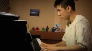 作詞・作曲:岡村孝子 編曲:萩田光雄 Matsuwa Amin Piano.