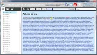 Constitución Argentina Digital
