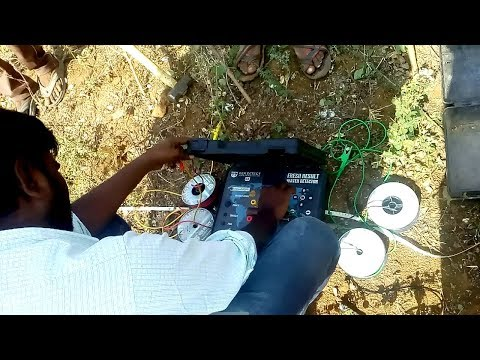 Ground water Detection || German Technology water source Detection machine