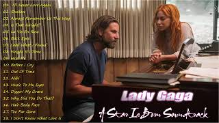 "Best Of Lady Gaga. Greatest Hits 2018 - Covers from ""A Star Is Born"" Soundtrack"