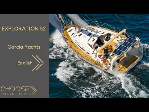 EXPLORATION 52 by Garcia Yachting: Guided Tour Video (in English)