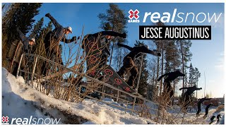 Jesse Augustinus: REAL SNOW 2020 | World of X Games