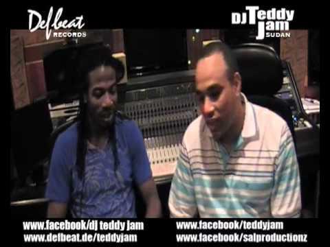 Malayka PRODUCTIONS PRESENTS GYPTIAN & DJ TEDDY JAM SHOUT OUT TO SUDAN