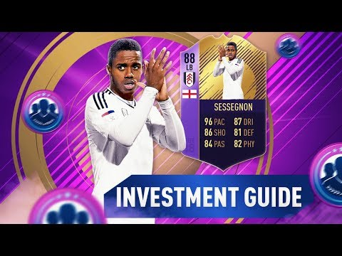 FIFA 18: EPL POTY SESSEGNON INVESTMENT GUIDE!💰 NO RISK + BIG PROFIT POSSIBLE!   Futlovers  (german)