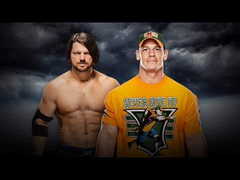AJ Styles DREAM MATCHES we can't wait to see!