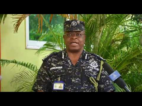Peace Message | Mr James Oppong-Boanuh