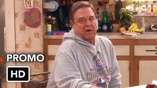 "Roseanne (ABC) ""Cooking with Roseanne"" Promo HD"
