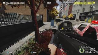 PAYDAY 2(페이데이 2):Jewelry store(쥬얼리 스토어)(Loud)(solo overkill)…