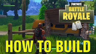 Fortnite Battle Royale Season 3 Build Guide - How To Turbo Build, Build Faster Tutorial Guide!