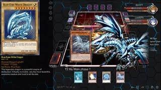 Intense Duel! Blue-Eyes VS Eidolon - YGOPro 2 Gameplay - Link Format
