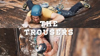 The Trousers | A Joint Project on Queensland's Hardest Trad Climb