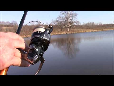 Field Test & Review. A New Lew's TLP 3000 Spinning Reel and a Telescoping Travel Rod to try.