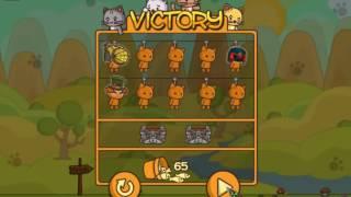 Игра Ударный Отряд Котят 2 часть 1