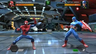 Marvel Fight: Spider Man VS Captain America