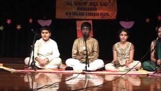 NEKK Deepavali  2011 (001) : Vishwa Vinutana