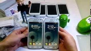 Samsung Galaxy S3 - с одной и двумя сим картами (обзор)(, 2014-01-17T23:20:11.000Z)