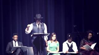 WordTheatre®: Democracy by Langston Hughes read by James Pickens Jr.