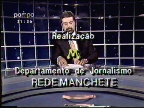 Intervalo: Jornal da Manchete/Uma História de Sucesso - TV Pampa (13/09/1997)