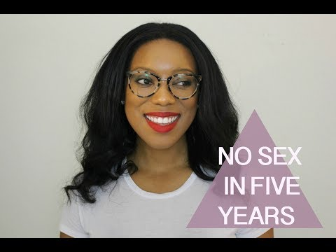 I Haven't Had Sex In Five Years