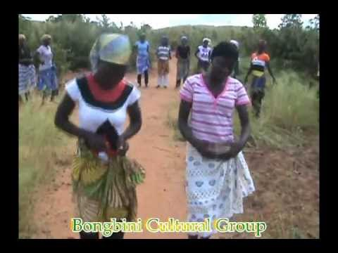 Danse traditionnel  Joangu  - Ghana - Bongbini Cultural Group - Femme - LaRPV-tv