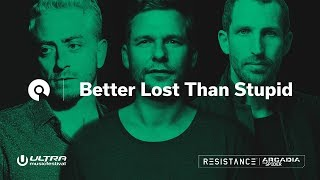 Better Lost Than Stupid @ Ultra 2018: Resistance Arcadia Spider - Day 3 (BE-AT.TV)
