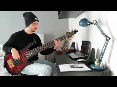 Claire's Song [YellowJackets] Bass Cover By Matteo Grandoni