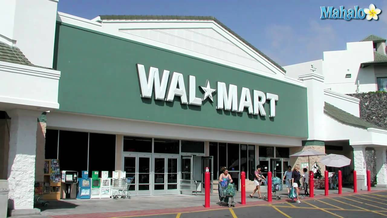 Sales boom in Walmart stores and surge online