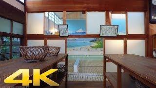 Walking around Edo Tokyo Open Air Museum, Tokyo - Long Take【東京・江戸東京たてもの園】 4K