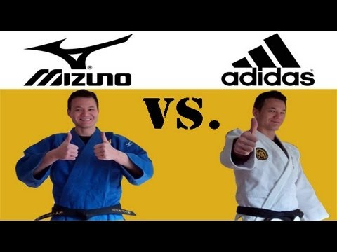 Mizuno Supreme vs. Adidas Champion Judo Gi