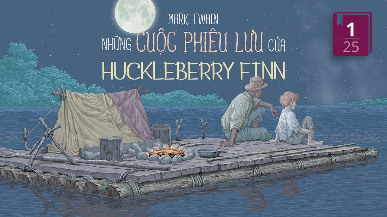 Kết quả hình ảnh cho Những Cuộc Phiêu Lưu Của Huckleberry Finn