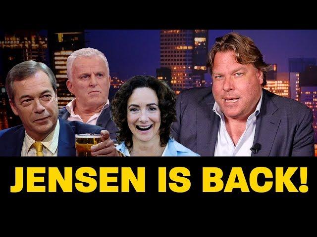 JENSEN AFLEVERING 1: WE'RE BACK!