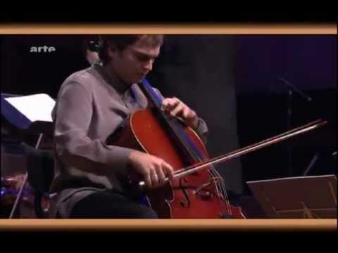 Pavel Gomziakov interprète Schumann avec l'orchestre royal de chambre de Wallonie - 2ème partie