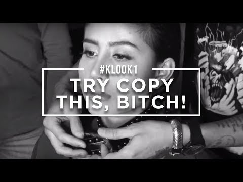 TRY TO COPY THIS, BITCH.