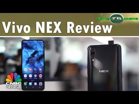 Vivo NEX Review | Corning Launches Gorilla Glass 6 | Tech Guru | CNBC