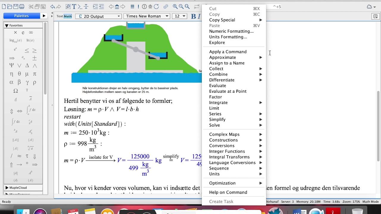 Fysik A - sættet maj 2007