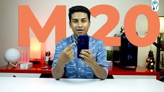 Samsung Galaxy M20 - Budget phone for everyone?