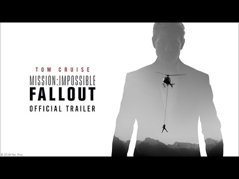 Mission: Impossible - Fallout | Teaser Trailer | Paramount Pictures International