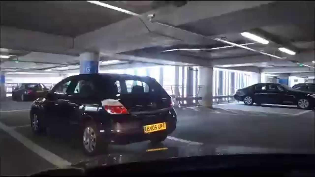 HD London Heathrow Terminal 2 Car Park and Terminal 3 Ring Road