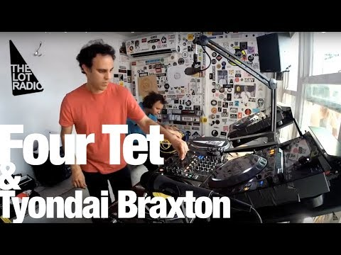 Four Tet with special guest Tyondai Braxton @ The Lot Radio (June 10, 2017)