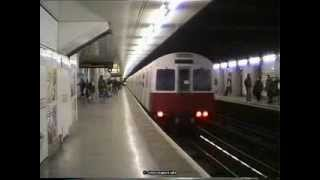 Embankment Station Contrasts 1990 - 2014 Part1