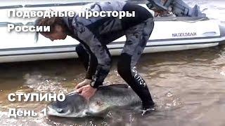 Ступино День I Подводные просторы России